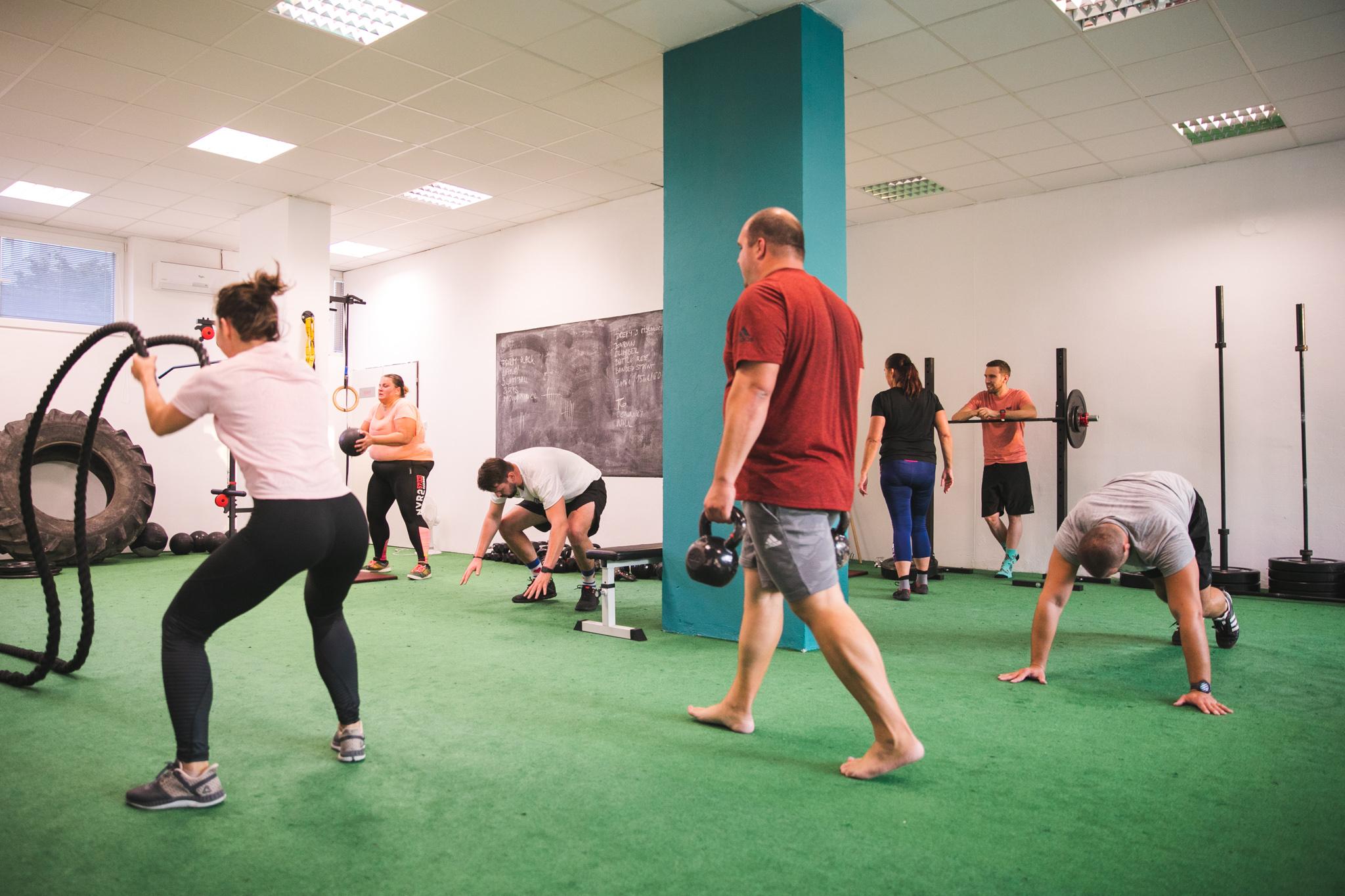 force 8 - fitness centrum bratislava Ružinvo